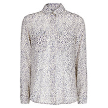 Buy Mango Printed Chiffon Shirt Online at johnlewis.com
