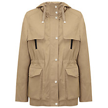 Buy Whistles Finlay Short Jacket, Neutral Online at johnlewis.com