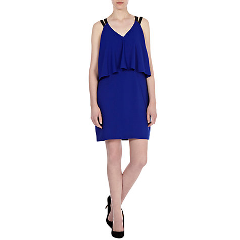 Buy Coast Viera Dress, Cobalt Blue Online at johnlewis.com