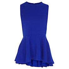 Buy Coast Branda Top, Cobalt Online at johnlewis.com