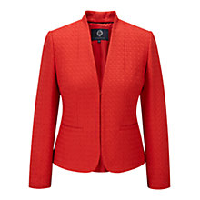 Buy Viyella Tweed Jacket, Red Online at johnlewis.com