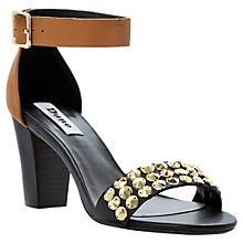 Buy Dune Flip Leather Stud Sandals Online at johnlewis.com
