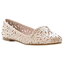 Buy Dune Londres Woven Leather Flower Cut Out Brogues Online at johnlewis.com