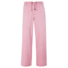 Buy Tommy Hilfiger Herald Woven Lounge Pants, Red Online at johnlewis.com