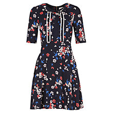 Buy Louche Juluette Dress, Navy Online at johnlewis.com