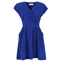 Buy Louche Zola Dress, Blue Online at johnlewis.com