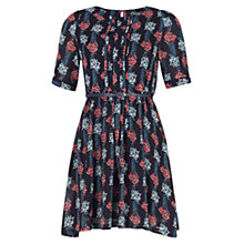 Buy Louche Orene Dress, Navy Online at johnlewis.com