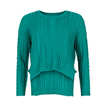 Buy Louche Niles Jumper, Jade Online at johnlewis.com