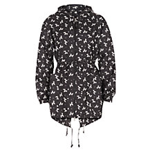 Buy Louche Mini Poodle Mac, Black/White Online at johnlewis.com