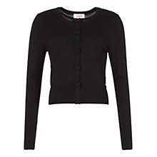 Buy Louche Ivy Cardigan, Black Online at johnlewis.com