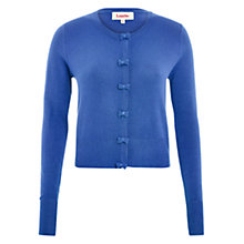 Buy Louche Ivy Cardigan, Cornflower Online at johnlewis.com