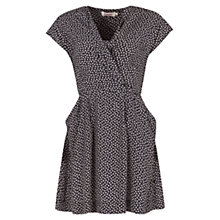 Buy Louche Zola Dress, Navy Online at johnlewis.com