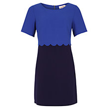 Buy Louche Darling Dress, Blue Online at johnlewis.com