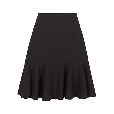 Buy Louche Perry Skirt, Black Online at johnlewis.com