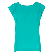 Buy Louche Angel Top, Green Online at johnlewis.com