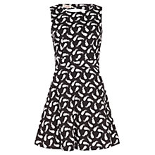 Buy Louche Dale Rabbit Dress, Black Online at johnlewis.com