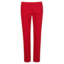 Buy Louche Zac Trouser, Red Online at johnlewis.com
