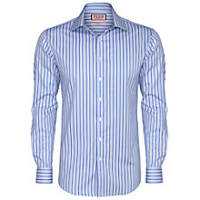 Buy Thomas Pink Balfour Stripe Long Sleeve Shirt Online at johnlewis.com