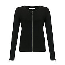 Buy COLLECTION by John Lewis Zip Through Cardigan Online at johnlewis.com
