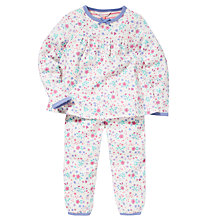 Buy John Lewis Ditsy Print Pyjamas, Multi Online at johnlewis.com