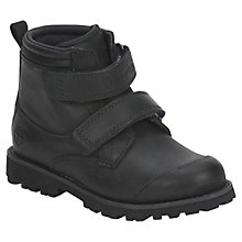 Buy Timberland EK Asphalt Trail Double Strap Boots, Black Online at johnlewis.com