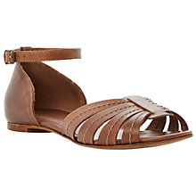 Buy Bertie Janos Leather Sandals Online at johnlewis.com