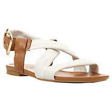 Buy Bertie Junger Crossover Strap Sandals Online at johnlewis.com