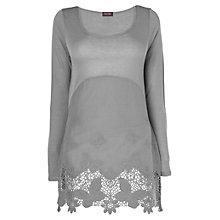 Buy Phase Eight Montpellier Butterfly Faith Top Online at johnlewis.com