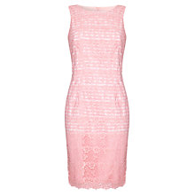 Buy Damsel in a dress Angel Fall Dress, Pink Online at johnlewis.com