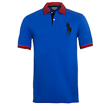 Buy Polo Golf by Ralph Lauren Ryder Polo Shirt Online at johnlewis.com