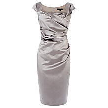 Buy Coast Velma Dress, Mink Online at johnlewis.com