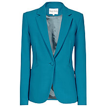 Buy Reiss Dane Blazer, Turkish Blue Online at johnlewis.com