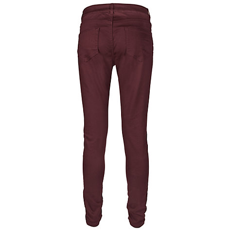 Buy Fat Face Jegging, Persian Plum Online at johnlewis.com