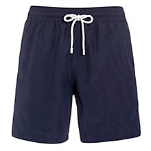 Buy Vilebrequin Moorea Swim Shorts, Navy Online at johnlewis.com