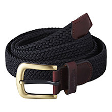 Buy Barbour Webbing Belt Online at johnlewis.com