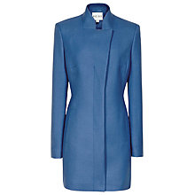 Buy Reiss Mandarin Collar Regale Coat Online at johnlewis.com