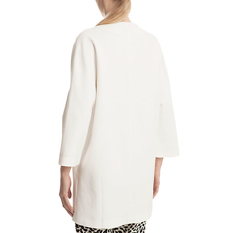 Buy Gérard Darel Coat, White Online at johnlewis.com