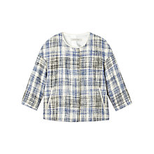 Buy Gérard Darel Short Jacket, Blue Online at johnlewis.com