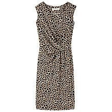 Buy Gérard Darel Printed Dress, Taupe Print Online at johnlewis.com