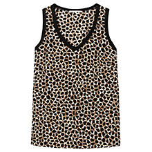 Buy Gérard Darel Savannah Top, Taupe Print Online at johnlewis.com