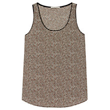 Buy Gérard Darel Print Palette Top, Taupe Print Online at johnlewis.com