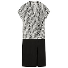 Buy Gérard Darel Wrap Dress, Black Online at johnlewis.com