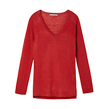 Buy Gérard Darel Sweater, Red Online at johnlewis.com