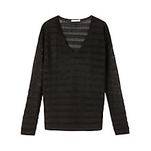 Buy Gérard Darel Sweater, Black Online at johnlewis.com