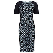 Buy Planet Lace Dress, Blue Online at johnlewis.com