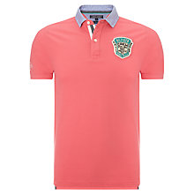 Buy Tommy Hilfiger Bas Polo Shirt Online at johnlewis.com