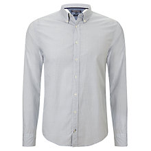 Buy Tommy Hilfiger Liam Long Sleeve Shirt, Classic White Online at johnlewis.com