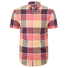 Buy Tommy Hilfiger Wyatt Large Check Shirt Online at johnlewis.com