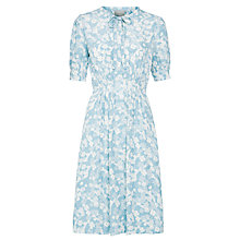 Buy Ghost Anna Dress, Francesca Flower Online at johnlewis.com