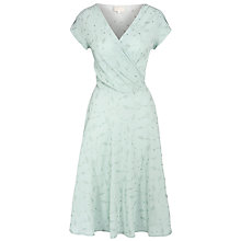 Buy Ghost Jodie Dress, Mint Online at johnlewis.com